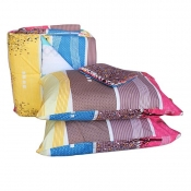 FREE 2 PCS PILLOWS with  Comforter Set - 60 x 75 Design 7