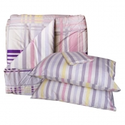 Bed In A Bag Comforter Set  36 x 75 Design 5