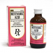 KYLE MED Mefenamic Acid 60ml Syrup