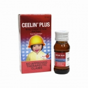 Ceelin Plus Syrup 15ml Apple Flavor