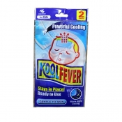 Kool Fever for Kids 2 Sheets