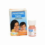 Paracetamol Tempra Infant 1 15ml Syrup Orange Flavor