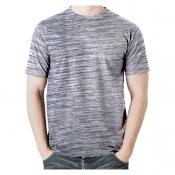 Buy 1 Take 1 - Round Neck Textured T-Shirt (Design 1)