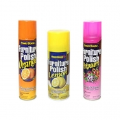POWERHOUSE Furniture Polish Orange 9oz
