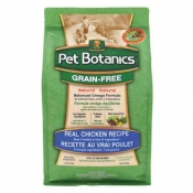 Pet Botanic Organic Dog Food Chicken 2.26kg