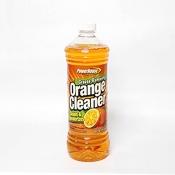 PowerHouse Orange Floor Cleaner 28oz