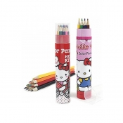 Hello Kitty Color Pencils