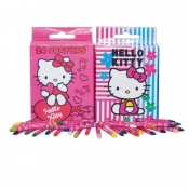 Hello Kitty Crayons