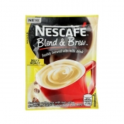 Nescafe Blend and Brew Silky Roast 21g 5's