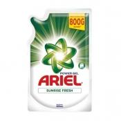 Ariel Liquid Detergent Sunrise fresh 400ml pouch
