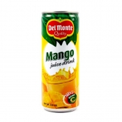 Del Monte Mango Juice Sweetened 240ml