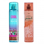 Buy 1 Take 1 Fine Fragrance Mist Bath & Body Works Cool Amazon Rain & Georgia Peach Sweet Tea
