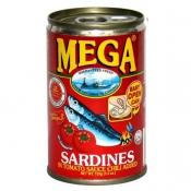 Mega Sardines in Tomato Sauce Chili