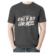 ONLY BY GRACE