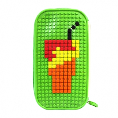 Jigsaw Puzzle Pen Bag  - Custom Design 2