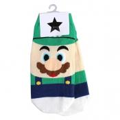 Luigi Low-Cut Socks