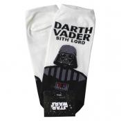 Star War Dar Vader Sith Lord  Low - Cut Socks