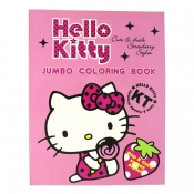 Hello Kitty Jumbo Coloring Book Theme 1