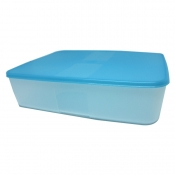 Tupperware Freezermates - Sheer Azure