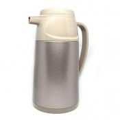 Masflex Stainless Steel Vaccum Flask 1Liter - Beige
