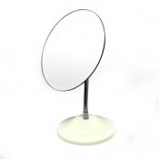 Cascade Round Vanity Mirror