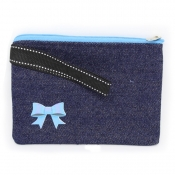 Ribbon Themed Pouch - Different Color Designs
