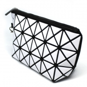Tile-Themed Pouch - White