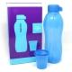 Tupperware  Eco Bottle  - Blue Surf 500mL