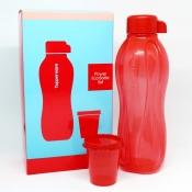 Tupperware Eco Bottle - Chili 500mL