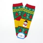 Christmas Themed High Socks - Theme 3