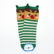 Christmas Themed High Socks - Theme 9