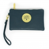 Wristlet Wallet - Blue Green