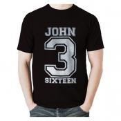 JOHN 3 : SIXTEEN
