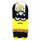 Despicable Pirate  Low - Cut Socks