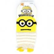Despicable Minion 2  Low - Cut Socks