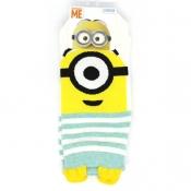 Despicable Minion 1  Low - Cut Socks