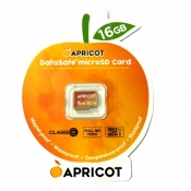 Apricot 16GB Micro SD Card