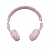 Audley Stylejam Headphone - Pink