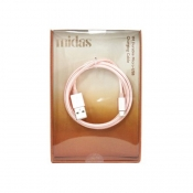 Midas Micro USB Charging Cable for Android - Rose Gold