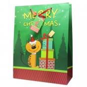 "CHRISTMAS GIFT BAG | 32 ½"" x 36 ½"" - Design 2"