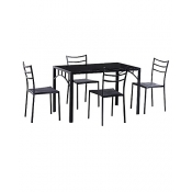 DINING SET SHERIDAN 4 SEATER