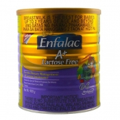 Enfalac A+ Lactose Free 0-6M