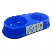 CLAS PET Feeding Tray Double Medium
