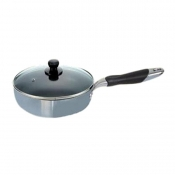 Induction Stir Frypan w/ Glass Lid