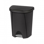 STEP ON WASTE BASKET 6.6 GAL