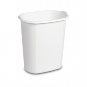 RECTANGULAR WASTE BASKET 20QTS