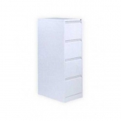 4-LAYER VERTICAL FILE LIGHT GRAY
