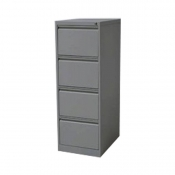 4-LAYER VERTICAL FILE DARK GRAY