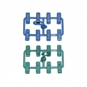 Square Hanger with 8 Clips