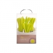24pcs Cutlery Set with Basket